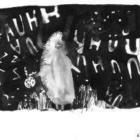 Uhu, teemal Siil udus, 2012